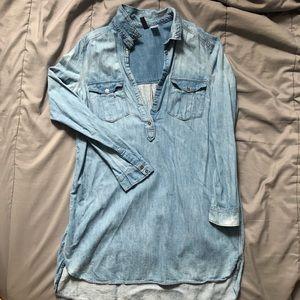 Jean H&M Dress